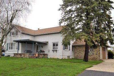 South Milwaukee Single Family Home Active Contingent With Offer: 2115 Nicholson Ave