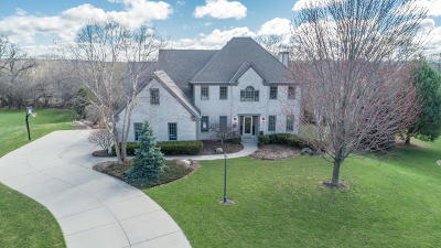 Pewaukee Single Family Home Active Contingent With Offer: W290n3944 Dry Creek Ct
