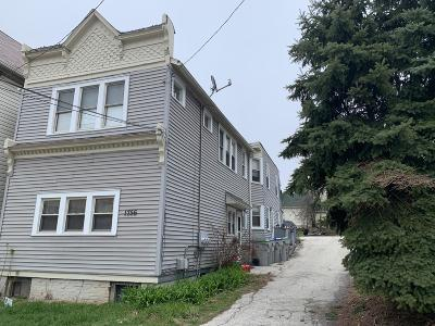 Milwaukee WI Multi Family Home For Sale: $290,000