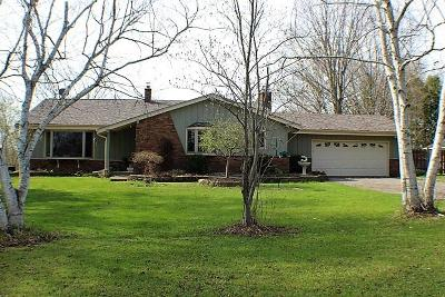 Franklin Single Family Home For Sale: 4051 W Oakwood Rd