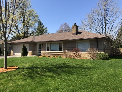 Single Family Home Active Contingent With Offer: 3227 N 106th St