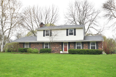 Single Family Home For Sale: 17575 Redvere Dr