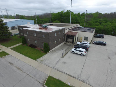 Milwaukee Commercial For Sale: 9600 W Flagg Ave