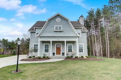 Hartland Single Family Home Active Contingent With Offer: 479 Park Ct
