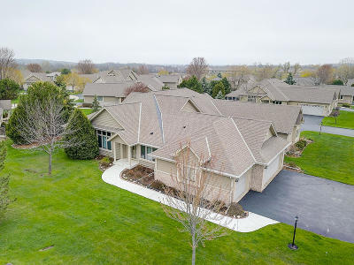 Pewaukee Condo/Townhouse Active Contingent With Offer: W240n2365 E Parkway Meadow Cir #A