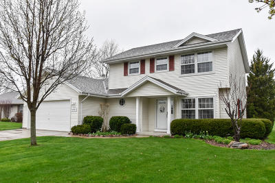 Oak Creek Single Family Home Active Contingent With Offer: 10541 S Farmdale Dr