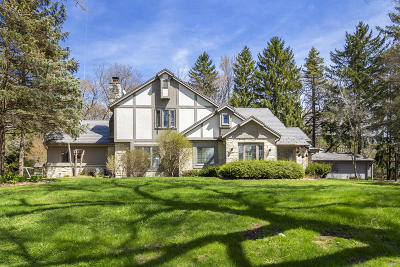 Brookfield Single Family Home Active Contingent With Offer: 2440 N 131st St