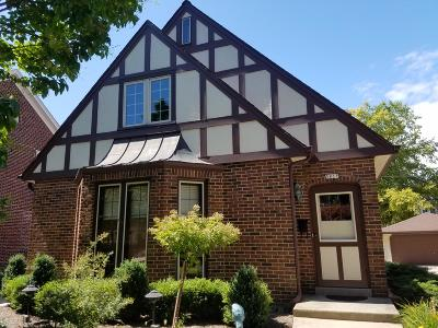 Whitefish Bay Single Family Home For Sale: 5837 N Kent Ave
