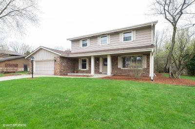 Greendale Single Family Home Active Contingent With Offer: 8745 Glenwood Dr