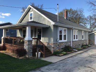 Waukesha Single Family Home Active Contingent With Offer: 319 Spring St