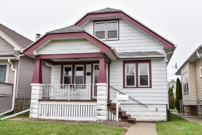 West Allis Single Family Home Active Contingent With Offer: 2113 S 59th St