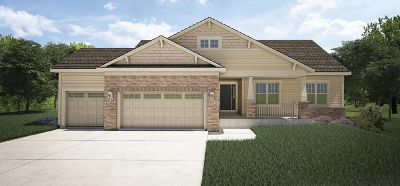 Racine Single Family Home For Sale: 5933 Indigo Dr #Lt76