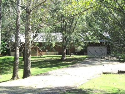Ettrick Single Family Home For Sale: N20484 Bergerson Ln