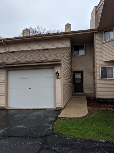 Greenfield Condo/Townhouse Active Contingent With Offer: 4666 S Woodland Dr