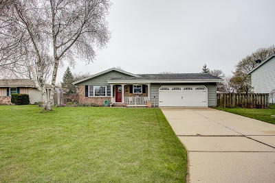 Franklin Single Family Home Active Contingent With Offer: 7021 W Lindner Dr