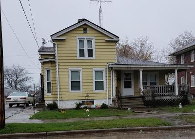 Racine Single Family Home For Sale: 1029 Pearl St