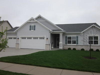 Oconomowoc Single Family Home Active Contingent With Offer: 1424 Blazing Star Dr
