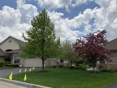 Franklin Condo/Townhouse Active Contingent With Offer: 7525 W Tuckaway Pines Cir