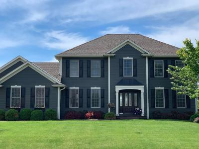 Jackson Single Family Home For Sale: 3177 Twin Creeks Rd