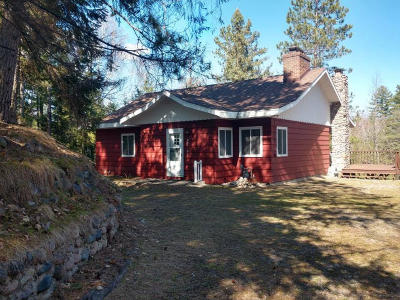 Mountain Single Family Home Active Contingent With Offer: 16134 Peninsula Ln