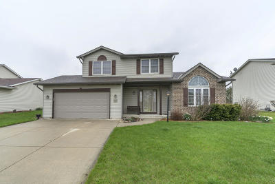 Waukesha Single Family Home Active Contingent With Offer: 2343 Tamarack Ln