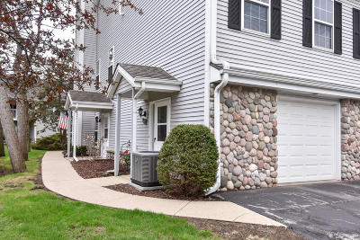 Thiensville Condo/Townhouse Active Contingent With Offer: 169 Heidel Rd