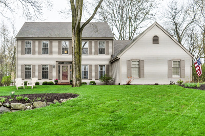 Pewaukee Single Family Home Active Contingent With Offer: W275n2532 Wildflower Rd