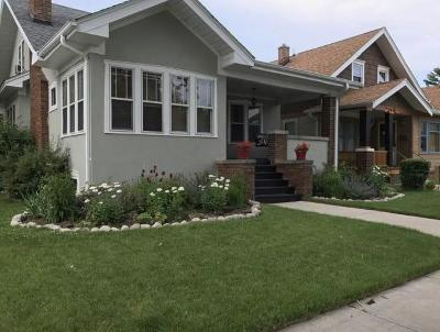 Racine Single Family Home Active Contingent With Offer: 3624 Lindermann Ave