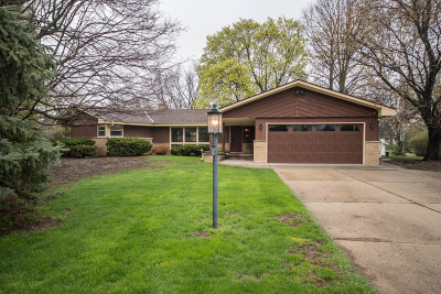Single Family Home Active Contingent With Offer: 2610 Arbor Dr
