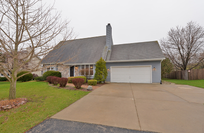 Racine Single Family Home Active Contingent With Offer: 2811 Catherine Dr