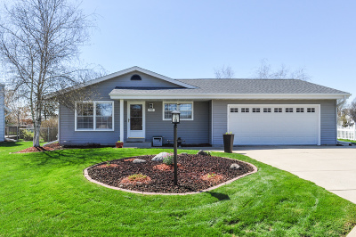 Oak Creek Single Family Home Active Contingent With Offer: 701 E Forest Hill Ave
