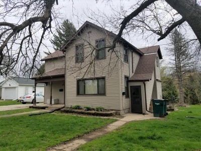 Jefferson County Two Family Home For Sale: 508 S Washington St