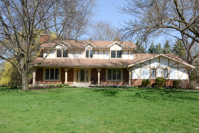 Waukesha County Single Family Home Active Contingent With Offer: 2265 La Fontaine Ct