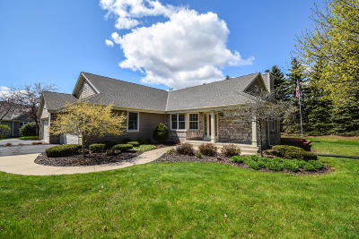 Brookfield Condo/Townhouse Active Contingent With Offer: 18755 Stonehedge Dr #B