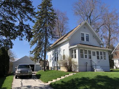 Cedar Grove Single Family Home Active Contingent With Offer: 19 W Union