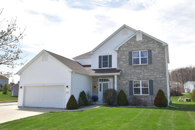 Ozaukee County Single Family Home Active Contingent With Offer: 809 Ashley Ave