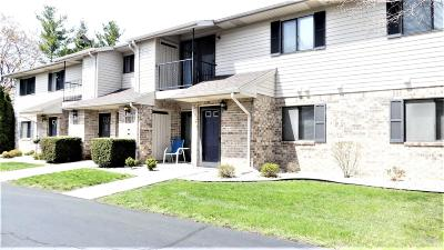 Kenosha Condo/Townhouse Active Contingent With Offer: 4008 81st St #4D
