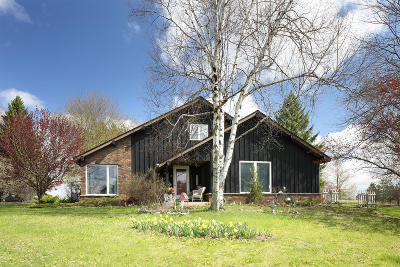 Richfield Single Family Home For Sale: 4310 Pleasant Hill Rd