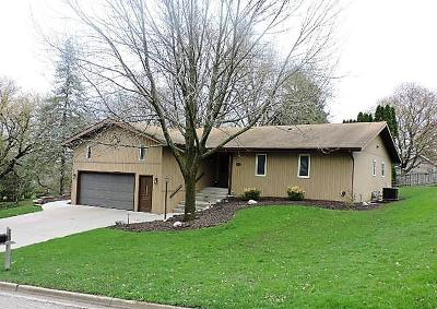 Fort Atkinson WI Single Family Home For Sale: $284,900