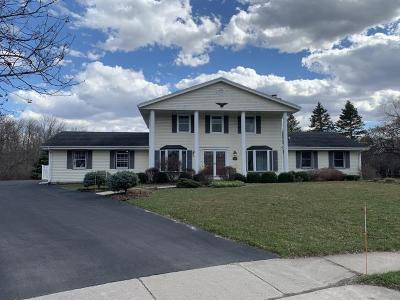 Greendale Single Family Home Active Contingent With Offer: 5721 Gladstone Ln