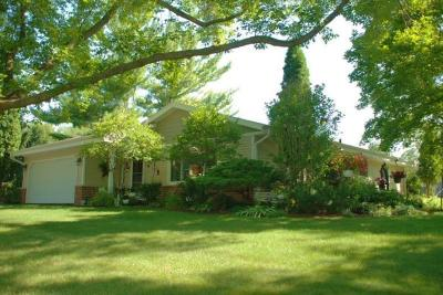 Hartland Single Family Home Active Contingent With Offer: W291n8278 Parkview Ln