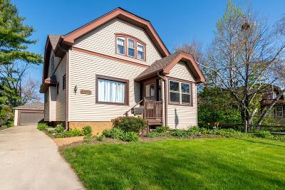 West Allis Single Family Home Active Contingent With Offer: 2117 S 84th St