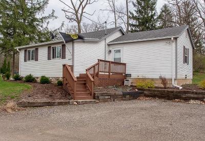 Elkhorn Single Family Home For Sale: W5425 Jefferson Dr