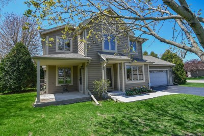 Pewaukee Condo/Townhouse Active Contingent With Offer: N24w24095 Saddle Brook Dr #A