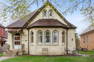 West Bend Single Family Home For Sale: 527 3rd Ave