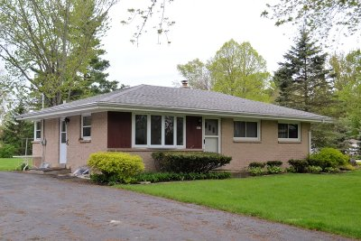Single Family Home For Sale: 3933 S Elm Dr