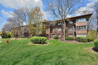 Menomonee Falls Condo/Townhouse Active Contingent With Offer: N85w15700 Ridge Rd #201