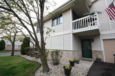 Kenosha Condo/Townhouse Active Contingent With Offer: 7107 98th Avenue #H