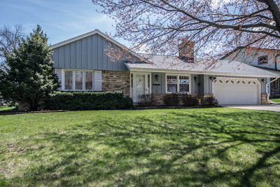 New Berlin Single Family Home Active Contingent With Offer: 3580 S Loretta Ln