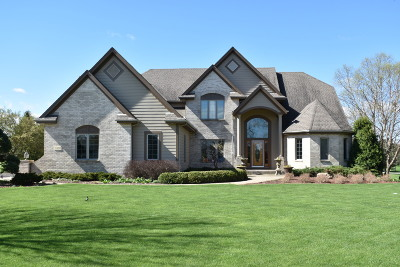 Elkhorn Single Family Home Active Contingent With Offer: W4717 Pebble Dr